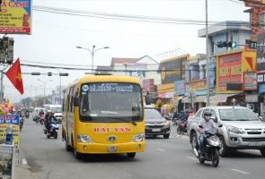 Hạn chế vận chuyển khách từ Đà Nẵng vào Quảng Nam và ngược lại