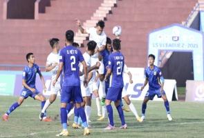 Đội bóng Quảng Nam tiếp tục gây thất vọng