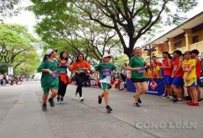 Giải chạy việt dã Vì di sản văn hóa thế giới Hội An