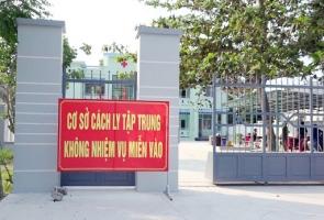 Các ca F1 liên quan đến Quảng Nam
