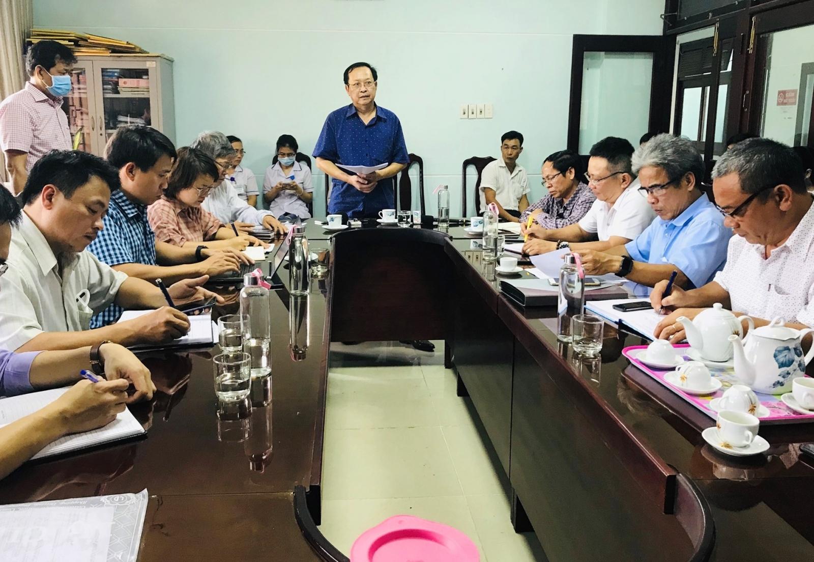 Chiều nay 9.3, Quảng Nam đã có kết quả 30/40 mẫu xét nghiệm, đều âm tính với Covid-19